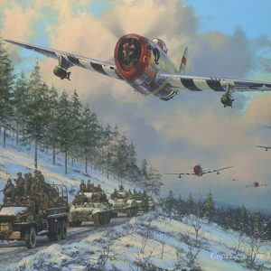Thunder in the Ardennes