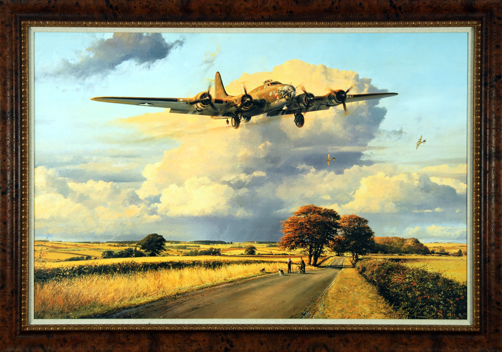 Return Of The Belle Giclée Canvas Proof by Robert Taylor