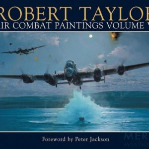 Air Combat Paintings Book