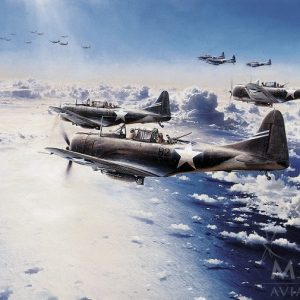 Midway Turning of the Tide by Robert Taylor