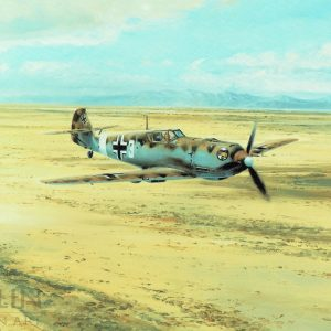 Desert Warrior by Robert Taylor