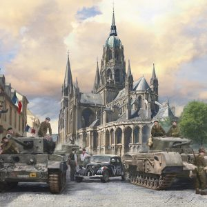the liberation of bayeux by simon smith