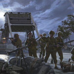pegasus bridge simon smith