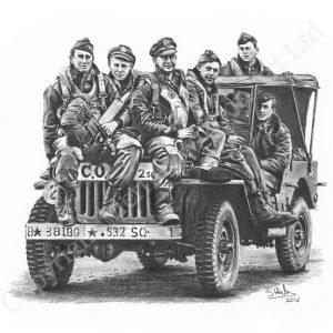 ubiquitous jeep