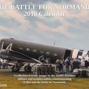 2018 The Battle for Normandy Calendar