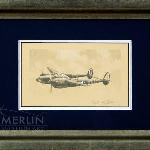 P-38 by Richard Taylor