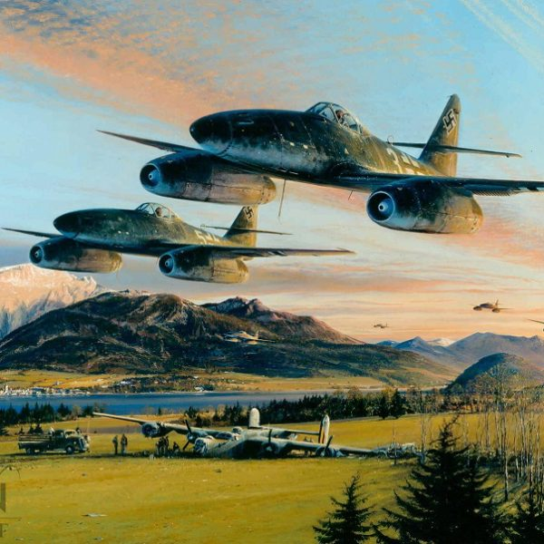 Fighter General by Robert Taylor