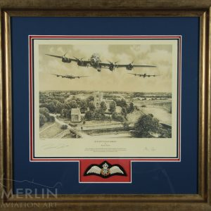Return to East Kirkby Framed