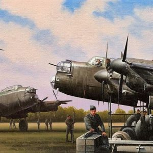 Bombing Up Tommy by Richard Taylor