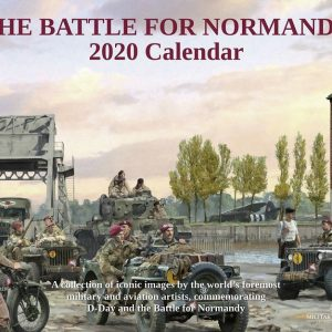 2020 The Battle for Normandy Calendar