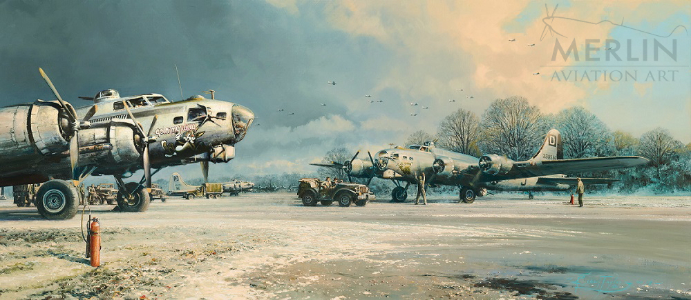 Clearing Skies by Robert Taylor