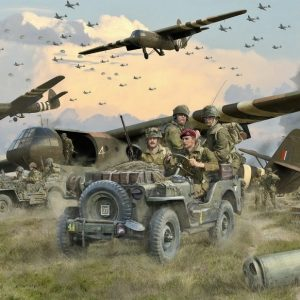 Arnhem Airborne Assault by Simon Smith