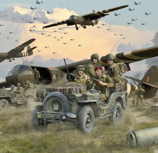 Arnhem Airborne Assault